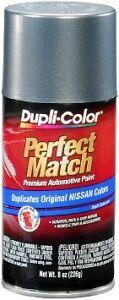 Precision Gray Nissan Exact-Match Automotive Paint W40