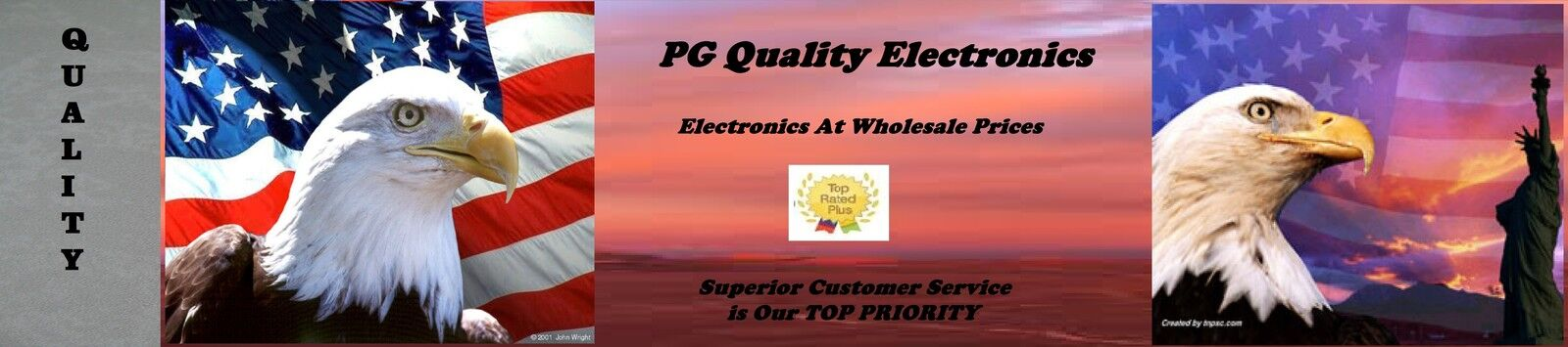 PG Quality Electronics