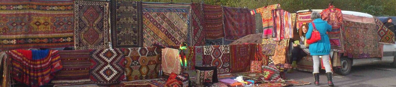 TRIBAL RUGS AND KILIMS