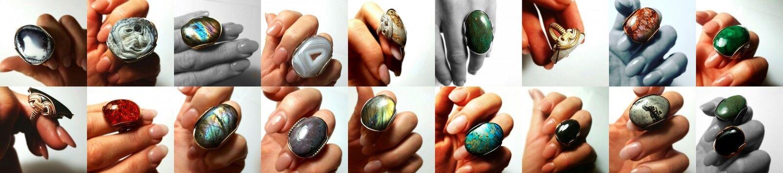 Finger Candy Rings