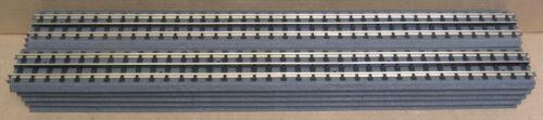"MTH Realtrax 40-1019 30"" Straight Track (Hallow Rail) 10-PACK O-Gauge LN"