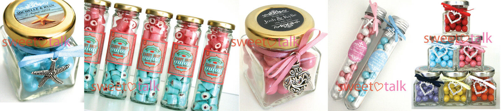 Sweet Talk - Invitations & Favours