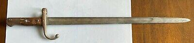 Pre-WWI Japanese Murata Type 18 Bayonet - RARE