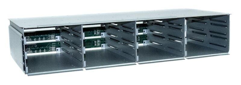 RACKABLE SYSTEMS 15-00-00188-R 12 PORT SAS/SATA CAGE + BACKPLANE