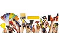 Handyman, Electrician,plumbing,painter & Decorator,TV Wall Mounting,flat pack Assembly,curtain&blind