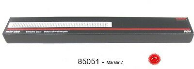 Märklin 85051 Ein Straight Track Concrete Sleeper Look # New Boxed #