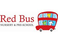 Nursery Practitioner at Red Bus Nursery and Pre-School - Coombe Dingle