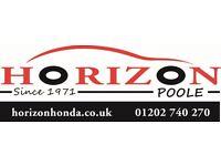 Trainee Parts Advisor Required Horizon Honda