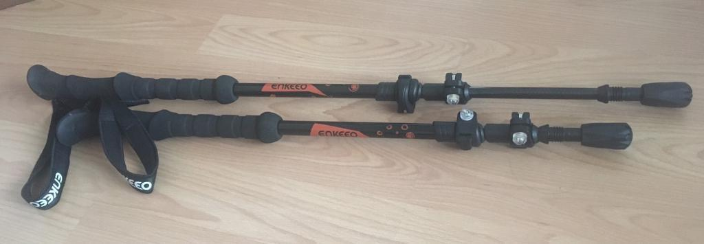 Enkeeo Walking Poles - new