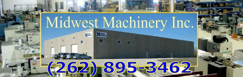 Midwest Machinery Inc Store is OPEN