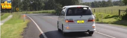 Rent car $39.9/Day, Van Tarago $69.9/Day at Lane Cove & Liverpool