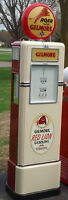Gas pump, restored