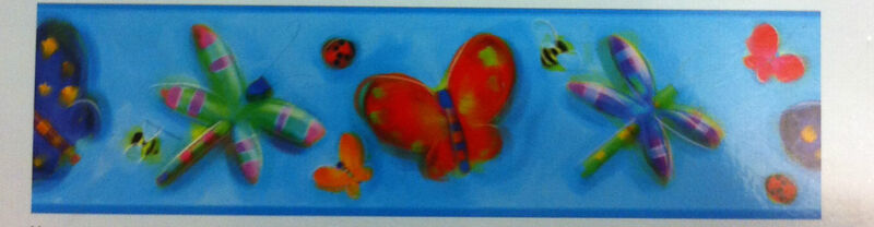 RoomMates For Kids  - Jelly Bugs - Peel & Stick Border