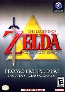 WANTED The Legend of Zelda Collector's Edition