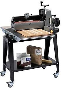 Drum Sander with Open Stand - Supermax Tools 71938-D