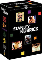 Stanley Kubrick DVD Box Set (6 Film Set) & Paths of Glory