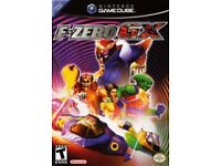 F Zero GX for GameCube (wanted)