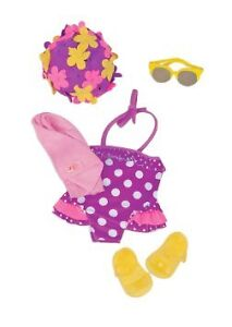 New in Box Our Generation Retro Swimsuit Set for American Girl