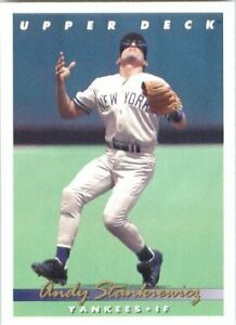 1993 Upper Deck Baseball Cards - Complete Set - Mint condition Oakville / Halton Region Toronto (GTA) image 1