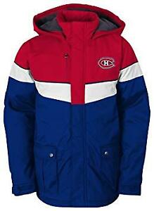 Montreal Canadiens winter jacket
