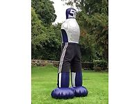 Kickboxing Free Standing Punching Bag 5ft - used just once