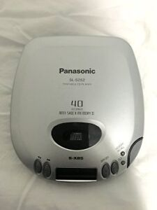 Panasonic Portable CD/MP3 Player in good working condition