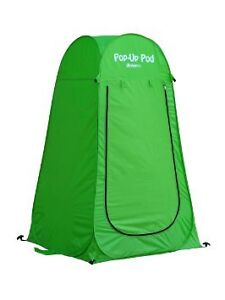 Pop up change tent