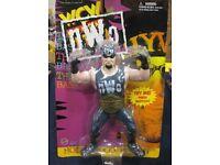 WWE Hollywood hogan figure