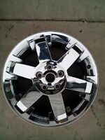 2-ONLY / 20 Inch 5 bolt rims