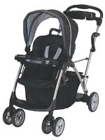 Graco RoomFor2 Stand and Ride Stroller /Poussette double Graco
