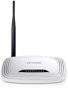 Weekly Promo! TP-LINK TL-WR740N Wireless N150 Home Router,150Mpbs, IP QoS, WPS Button