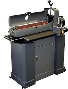 25-50 Drum sander with closured Stand - Supermax Tools 72550