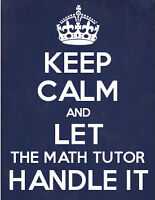 Math Tutor in Oakville. MATH MADE EASY!