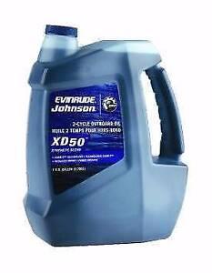 Evinrude/Johnson XD50 2-Cycle Oil 1 Gallon