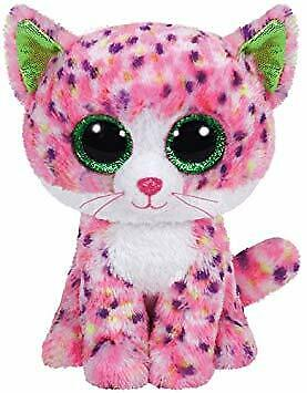 Beanie Boo Cats (Ty Beanie Boo's -Sophie- Pink 6