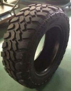 LT285/70R17 - 285 70 18 - 10 PLY - Go play in mud!!   AGGRESSIVE MUD TIRES!!