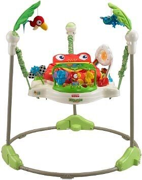 Fisher Price Rainforest Jumperoo - good condition