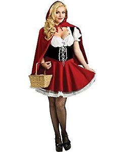 Deluxe Little Red Riding Hood Costume