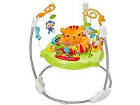 Fisher price rainforest jumperoo ( sold)