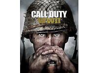 Call of duty world at war 2 ps4