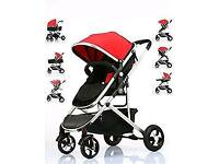 Fly kids pram travel system 3 in 1 Combi stroller buggy