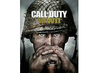Call of Duty WWII for PS4 New and Sealed