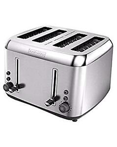 Black and Decker Kitchen Tools Toaster, 4-slice