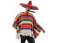 Mexican Bandit Adult Fancy Dress