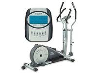 York X730 Platinum Series Electronic Elliptical Cross Trainer Gym Home Fitness