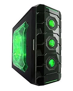 New ready to build gaming tower case