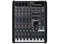 Mackie ProFX8 Mixer with USB and Effects with Padded Mackie carry case £150