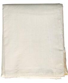 Handmade Raw Silk Chadar Scarf Fabric