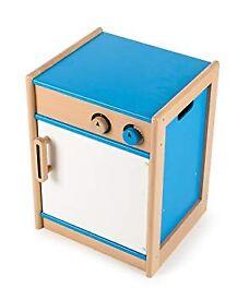 Tidlo Wooden Dishwasher Wooden Toy BNIB Montessori