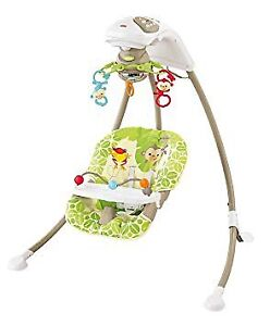Fisher price rain forest swing
